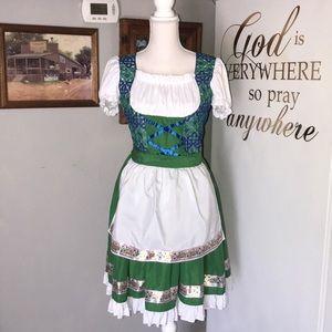 Dirndl Costume (German Dress)